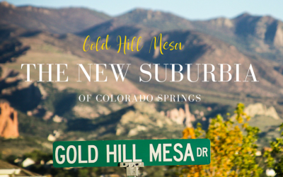 Gold Hill Mesa: The New Suburbia