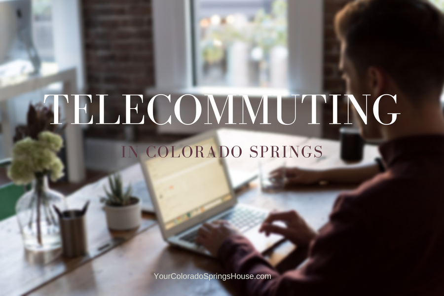 Telecommuting in Colorado Springs