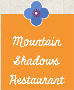 mountain shadows restaurant logo