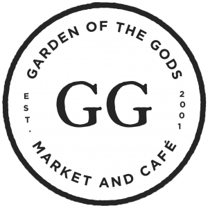 Garden of the Gods Market and Cafe Logo