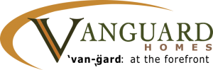 Vanguard Homes Builder Logo